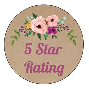 I Have 5 Star Rating!!